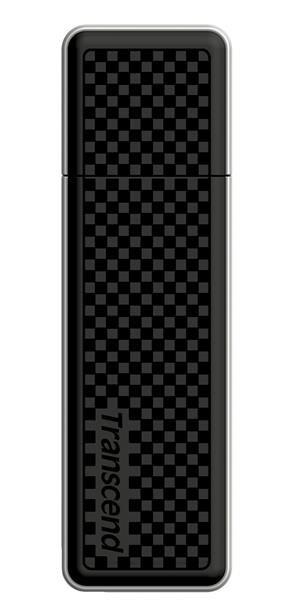 TRANSCEND USB Flash Disk JetFlash®780, 128GB, USB 3.0, Black (R/W 210/140 MB/s)