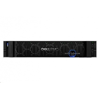"DELL DataDomain DD3300/Chassis 16 x 3.5""/4x4TB/Bezel/4x 1GbE + 2x 10GbE SFP++/Redundant 425W/3Y ProSpt"