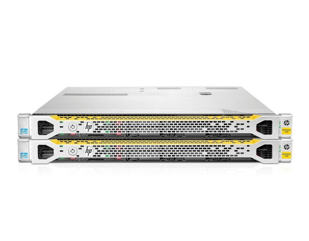 HP StoreVirtual 4530 600GB SAS Storage