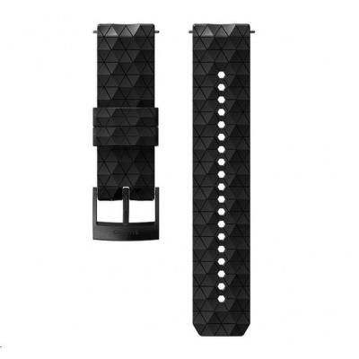 Suunto 24 EXP2 SILICONE STRAP BLACK/BLACK M