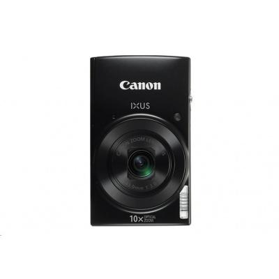 Canon IXUS 190, 20MPix, 10x zoom, Wi-Fi, NFC - černý