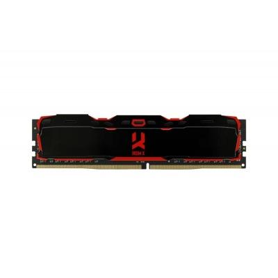 DIMM DDR4 16GB 2666MHz CL16 SR GOODRAM IRDM, black