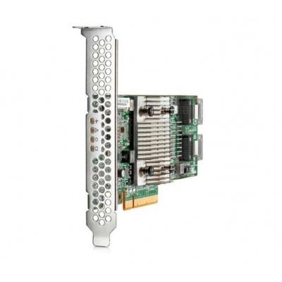 HP H240 12Gb 2-port Int Smart Host Bus Adapter 726907-B21 HP RENEW