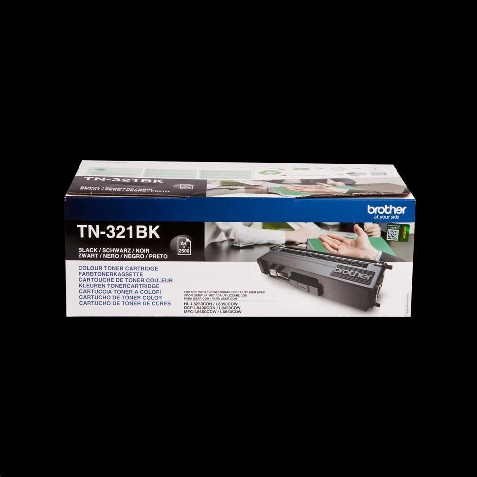 BROTHER TN-321BK Laser Supplies