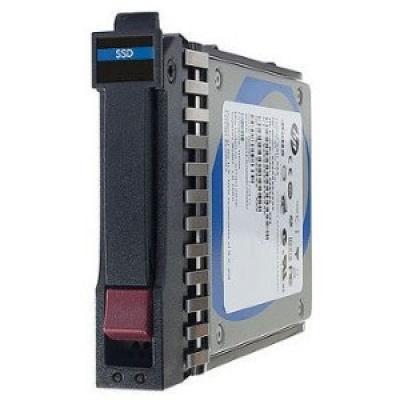 HP HDD SSD 200GB 6G SATA Mixed Use-2 SFF 2.5-in SC 3y HP RENEW
