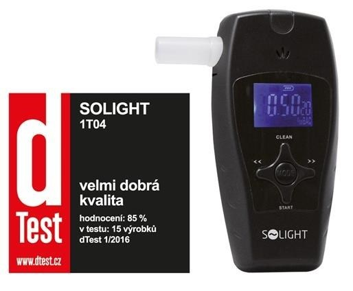 Solight alkohol tester 1T04