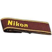 NIKON AN-6W široký nylonový popruh bordó