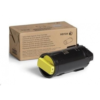 Xerox Yellow High Capacity Toner Cartridge pro The VersaLink C500/C505 (5 200 PAGES)