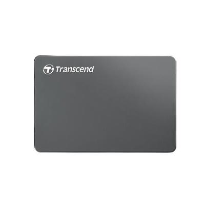 "TRANSCEND externí HDD 2,5"" USB 3.0 StoreJet 25C3N, 2TB, Ultra Slim"