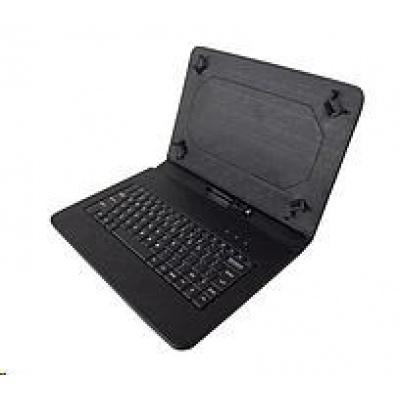 """iGET S10B Pouzdro s klávesnicí pro 10"""" tablet, černé"""