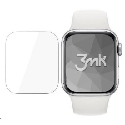 3mk ochranná fólie ARC SE pro Apple Watch 4, 40 mm (4ks)