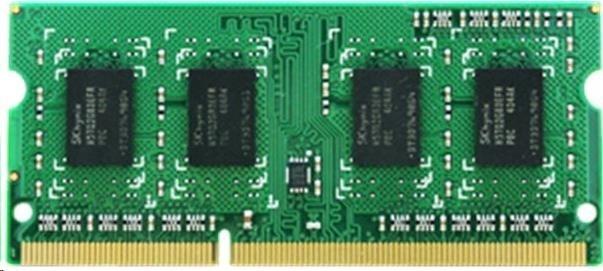 Synology rozšiřující paměť 4GB DDR3-1866 pro DS218+, DS718+, DS418play, DS918+