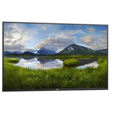 "Dell 55"" LCD C5519Q 16:9 8ms/4000:1/350cd/ VESA/ HDMI/ DP/ VGA/3RNBD/Black"