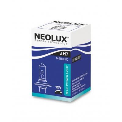 "NEOLUX autožárovka ""H7"" BLUE POWER LIGHT 12V 80W PX26d (Krabička 1ks)"