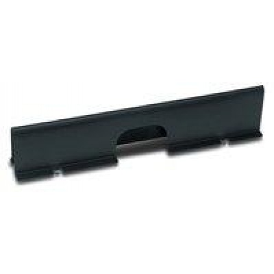 APC Shielding Partition Solid 750mm wide Black
