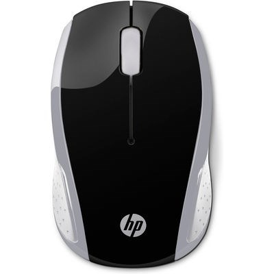 HP 200 Pk Silver Wireless Mouse - MOUSE