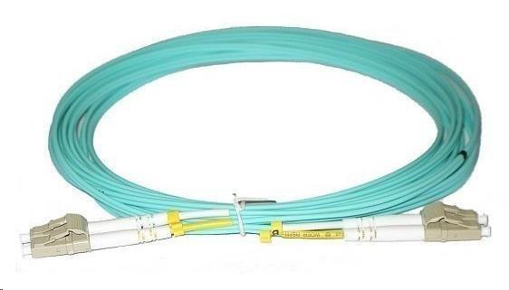 Duplexní kabel 50/125, OM3, LC-LC, 2m