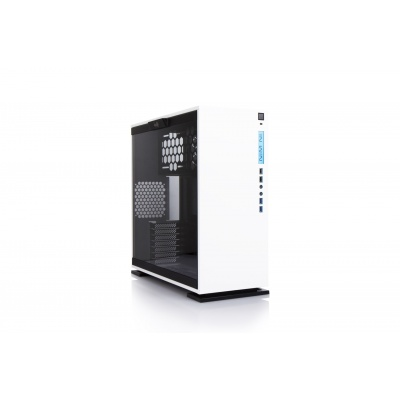 IN WIN skříň 303, White, Mid Tower, bez zdroje, USB 3.0 + Aurora set