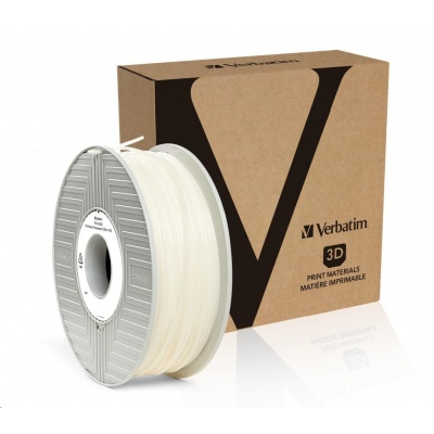 VERBATIM 3D Printer Filament PLA 2,85mm 1kg natural transparent