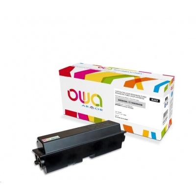 OWA Armor toner pro EPSON AL M2000, 3500 Stran, C13S050438, černá/black