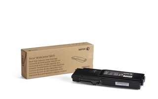 Xerox toner pro WorkCentre 6655 high capacity Black cartridge (12 000str, black)