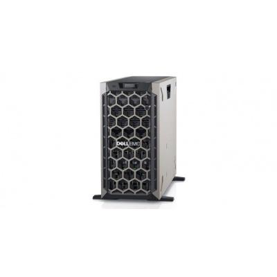 DELL SERV PowerEdge T440/8 x3.5 HotPlug/Xeon Silver 4110/16GB/1x600GB 10K/DP1Gb/PERC H730P+/iDRAC9 En/2x750W/3YNBD