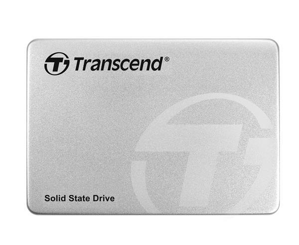 TRANSCEND SSD 370S, 256GB, SATA III 6Gb/s, MLC (Premium), Aluminium Case