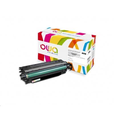 OWA Armor toner pro HP Color Laserjet CP3525, 5000 Stran, CE250A, černá/black